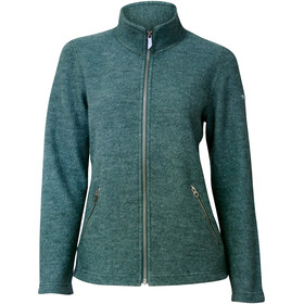Ivanhoe of Sweden Bella Full-Zip Jacket Damen silver pine
